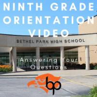 Ninth Grade Orientation Video