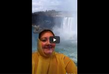 Nurse at Niagara Falls