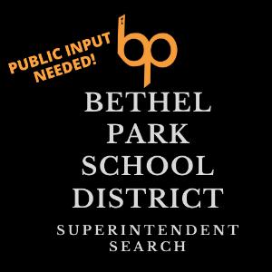 Superintendent Search Public Input Logo