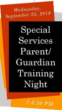 Training Night Logo