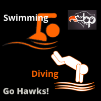 Swimming and Diving logo