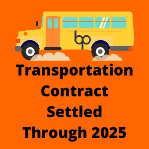 Transportation Contract Logo