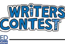 Writers Contest Logo