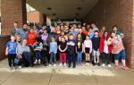 The Washington and BPHS Adaptive Physical Education students