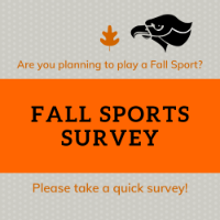 Fall Sports Survey logo