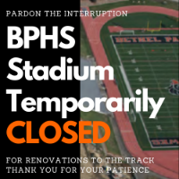 stadium closed logo