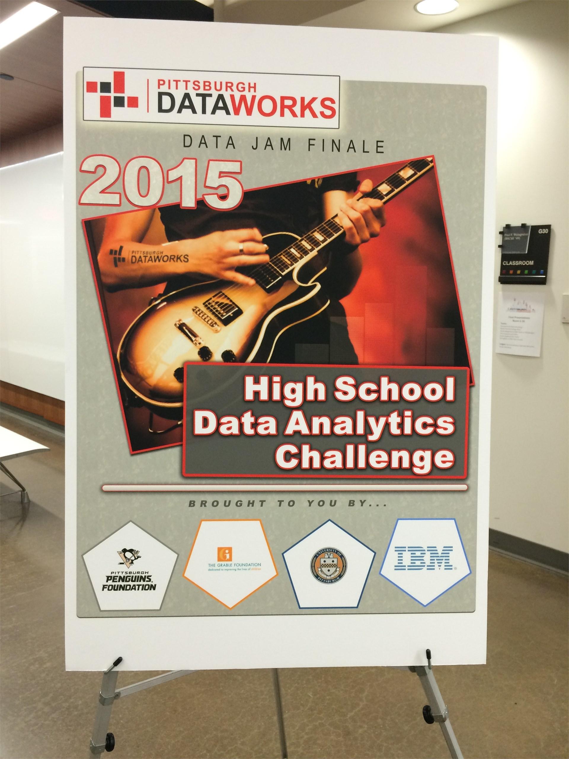 2015 Data Jam Poster