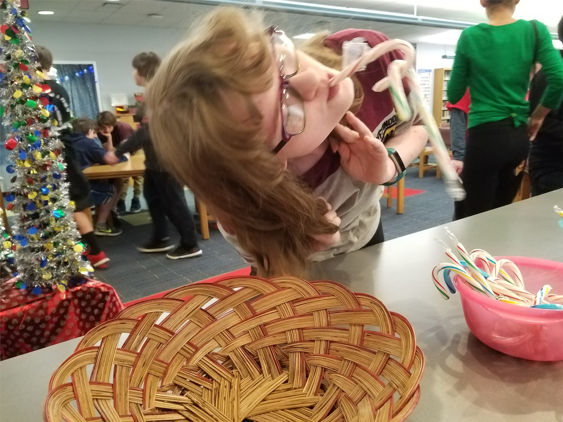 charity carnival candy cane competition 2016
