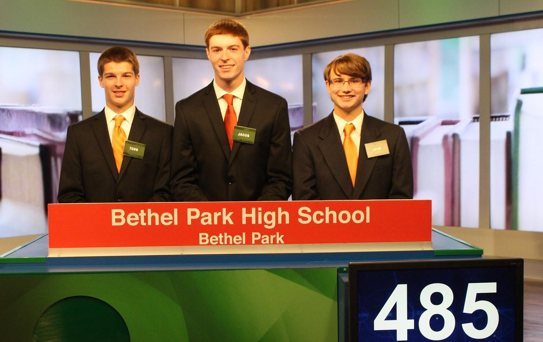 BPHS Hometown Hi-Q Team