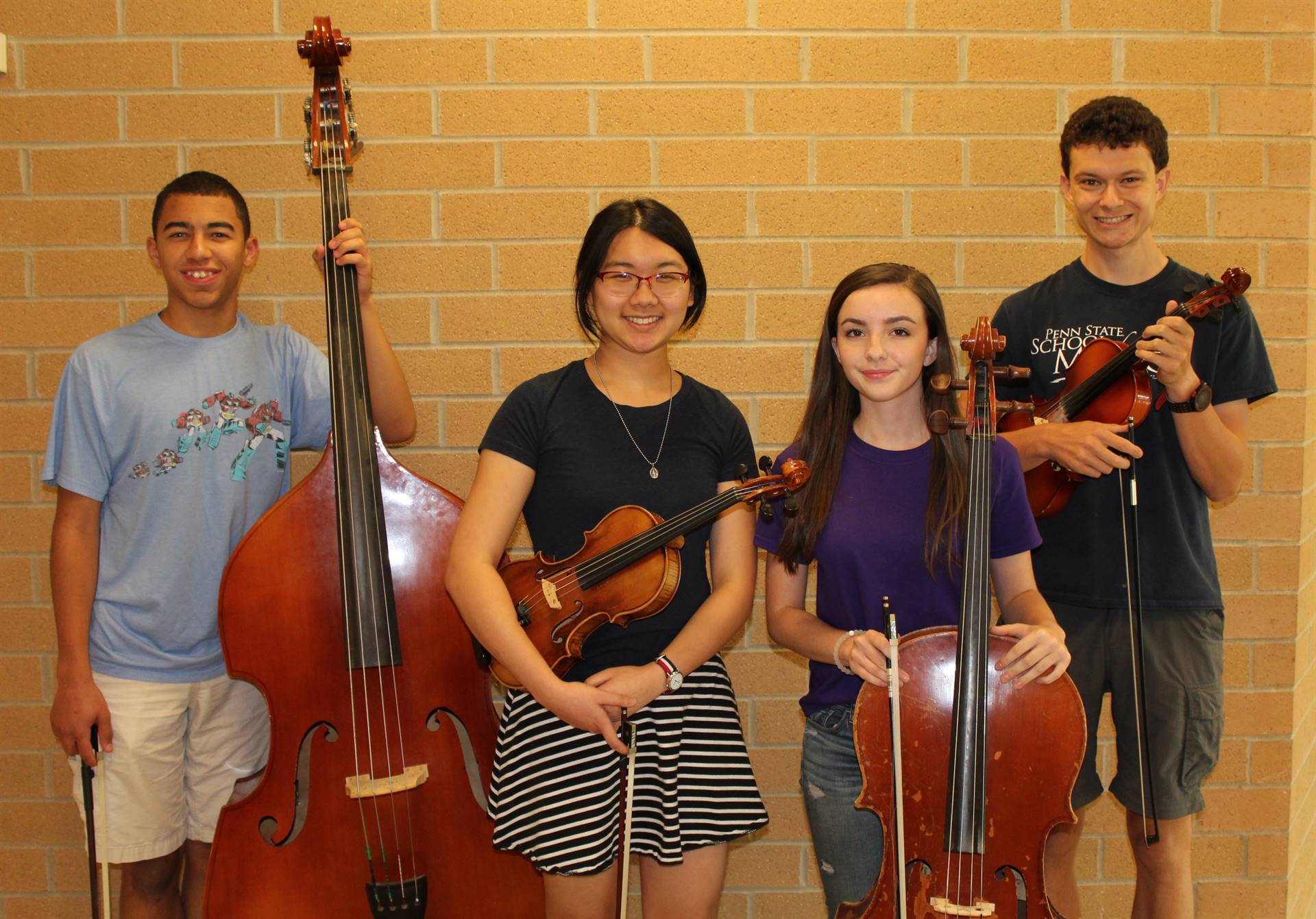 BPHS Honors Orchestra Students