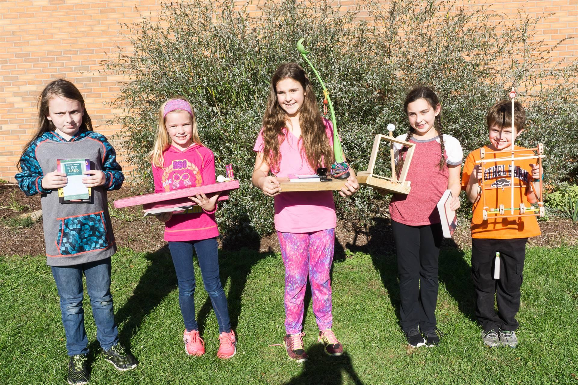 The Pumpkin Chunkin winners