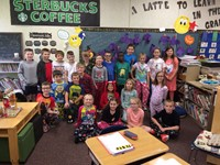 Mrs. Sterbal's students