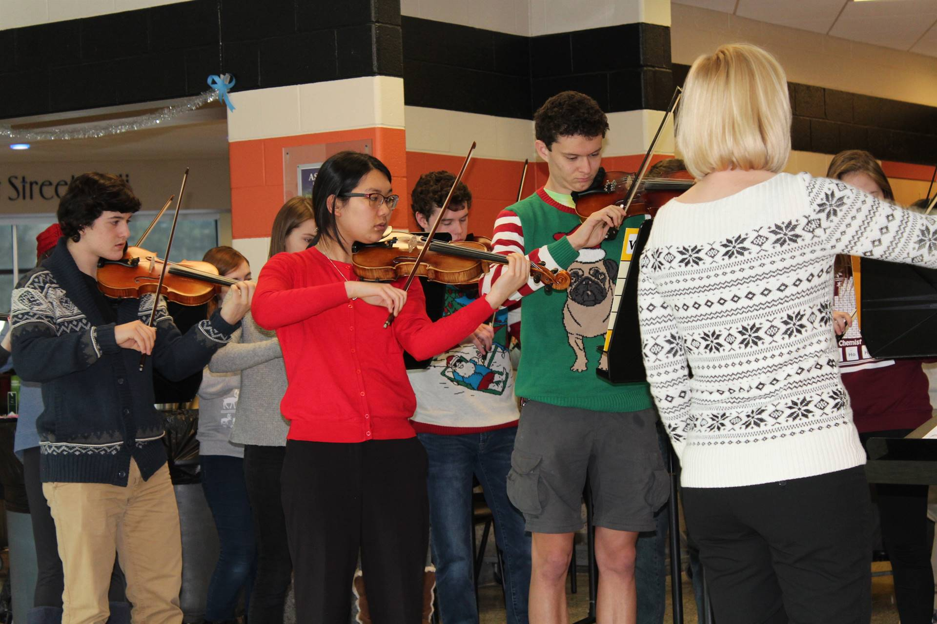 The BPHS Orchestra