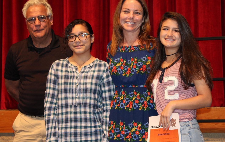 IMS Eighth Grade Awards Program