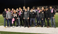 Coach Metheny and the 2008 Football Team