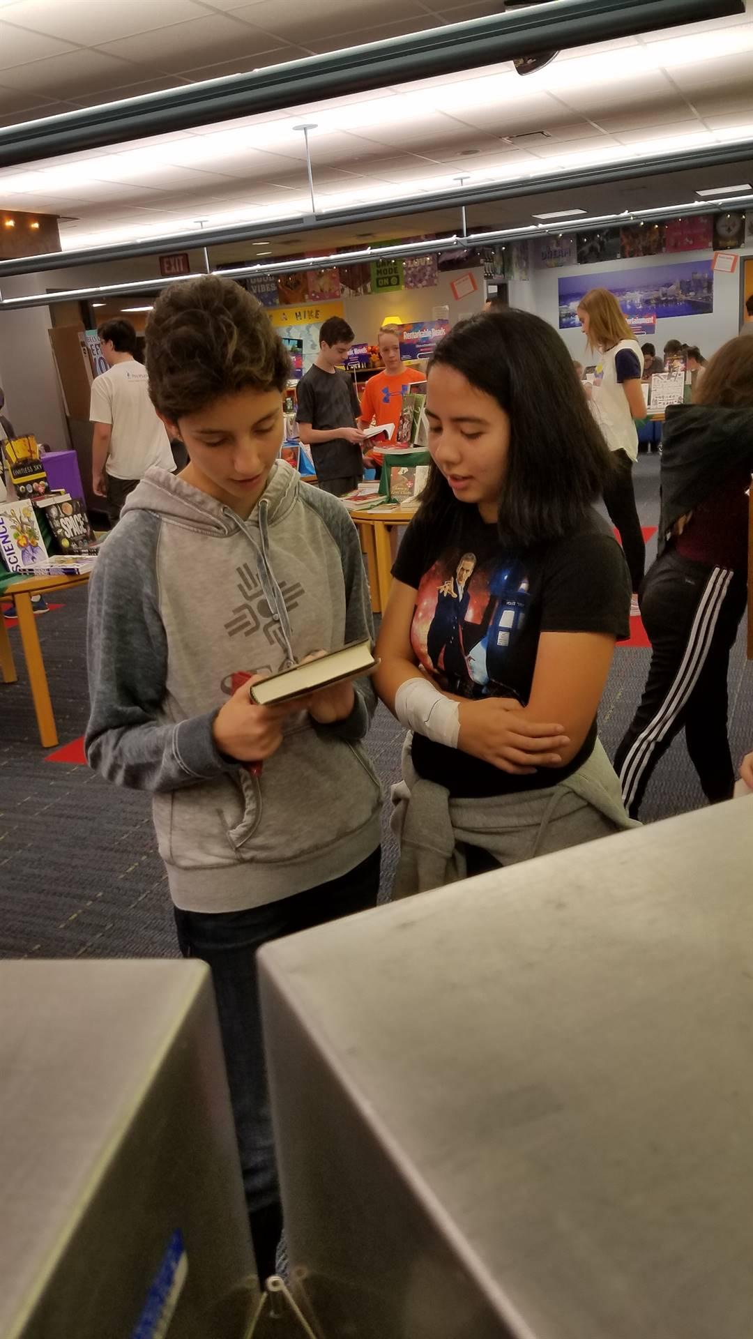 2018 Scholastic Book Fair