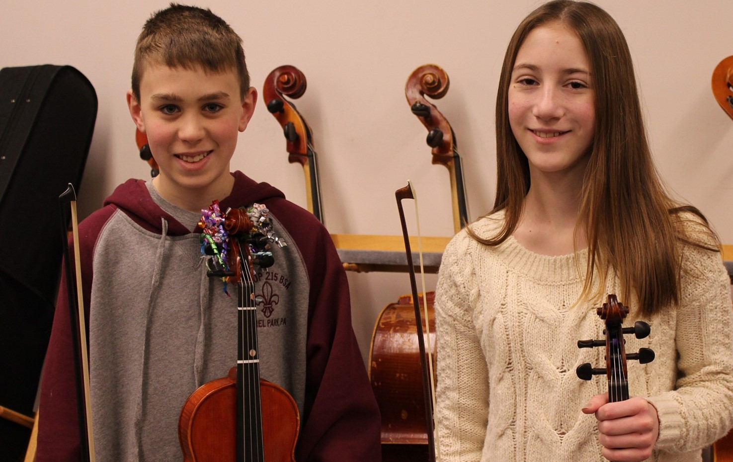 IMS District Orchestra Musicians