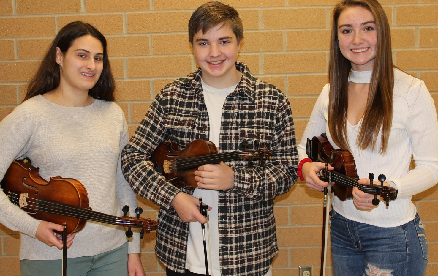 BPHS Junior High District Orchestra Musicians