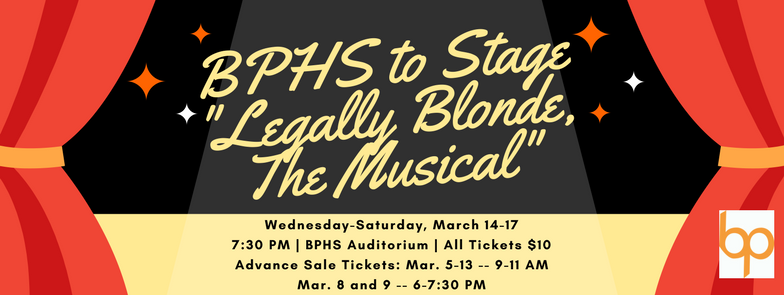 BPHS Musical Information
