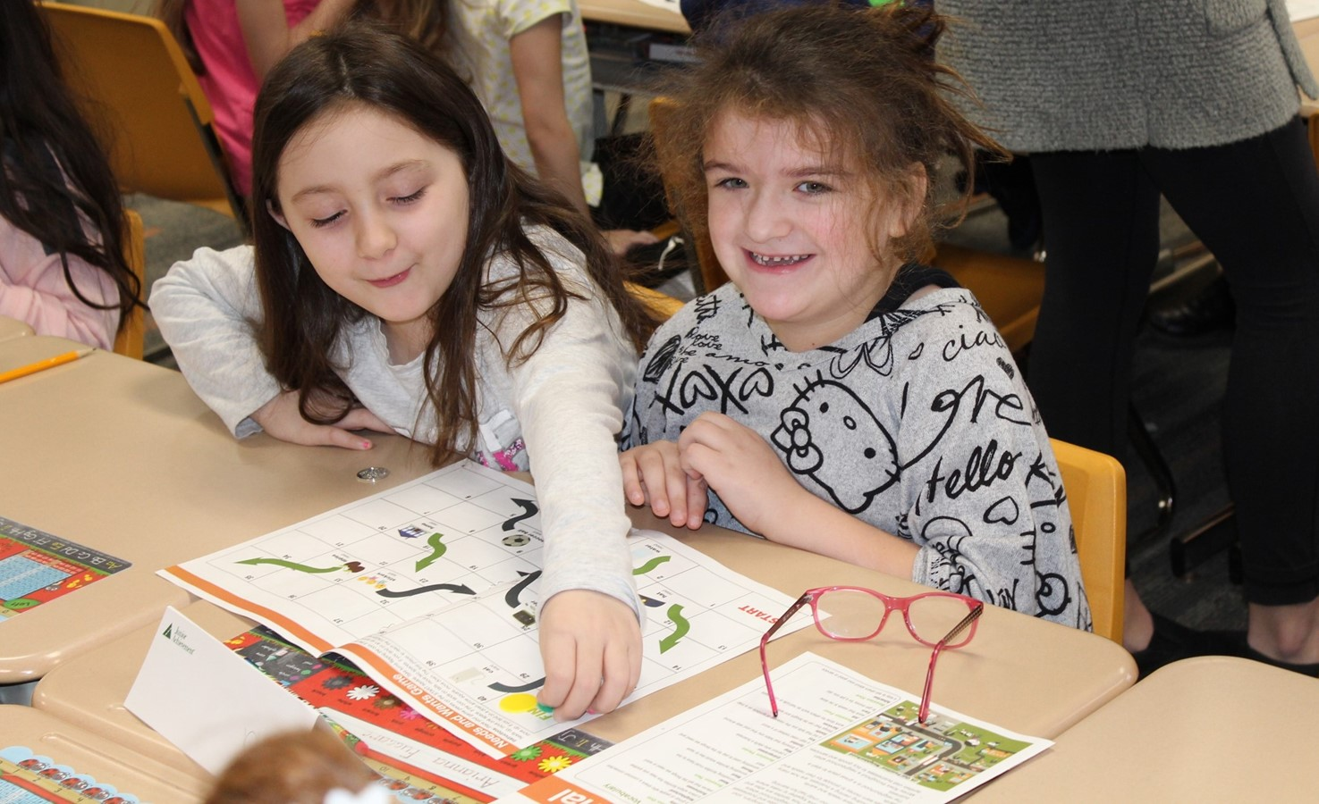 Franklin Students Learn About Financial Literacy On JA Day