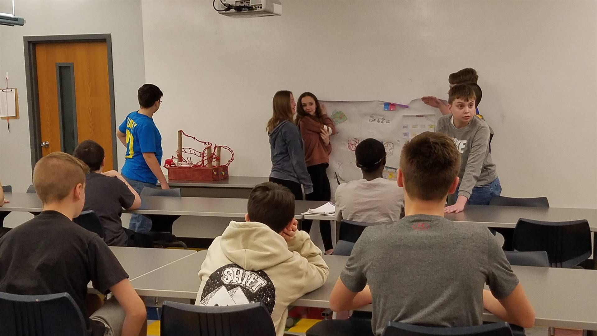 "SOARE Presents Their ""Design Your Own Amusement Park"" Project"