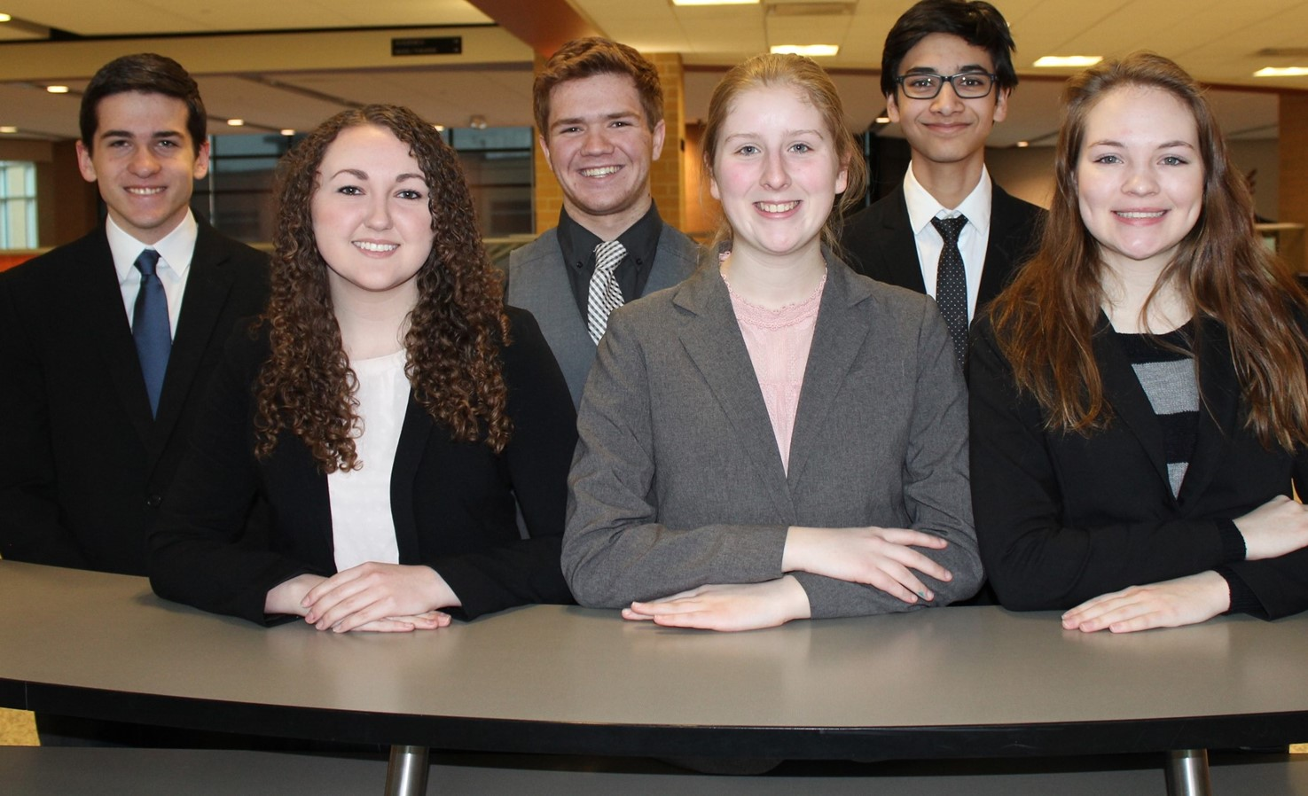 BPHS State and National Qualifying Forensics Students