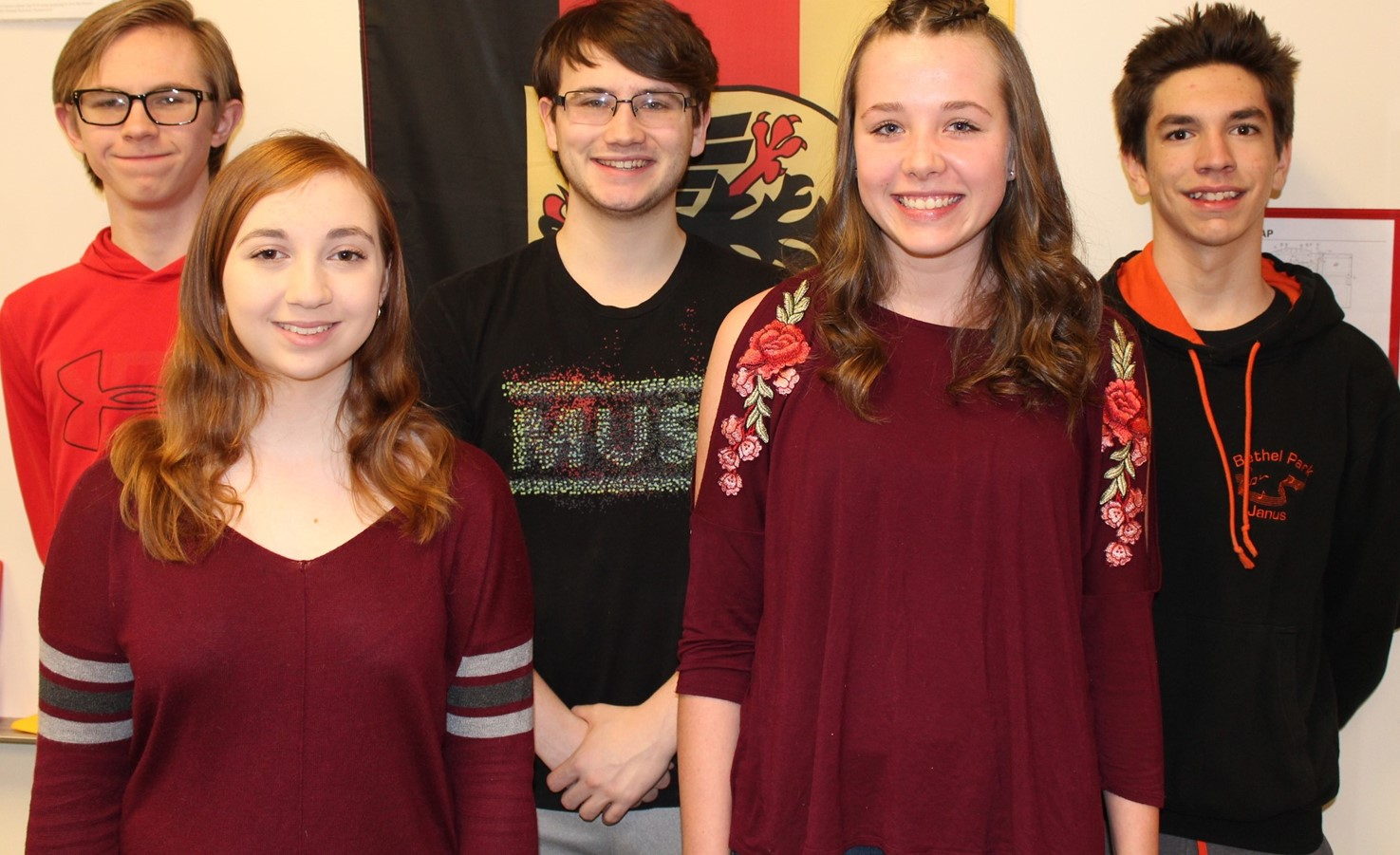 BPHS German Day Award-Winning Students