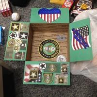 The military box