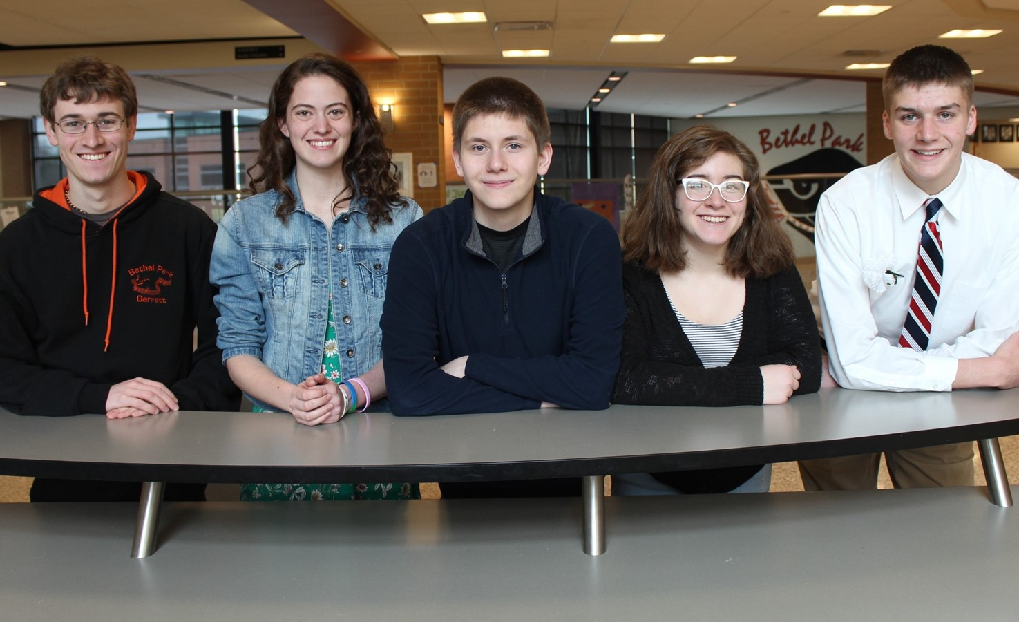 BPHS Students Honored By The American Legion