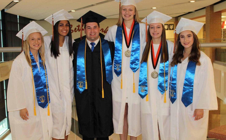six graduates