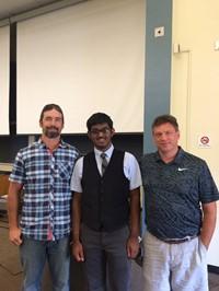 Mr. Qualk, Jerry and Mr. Cristofano
