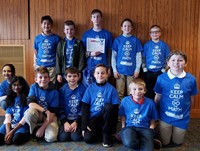 The CalcuSolve Competitors