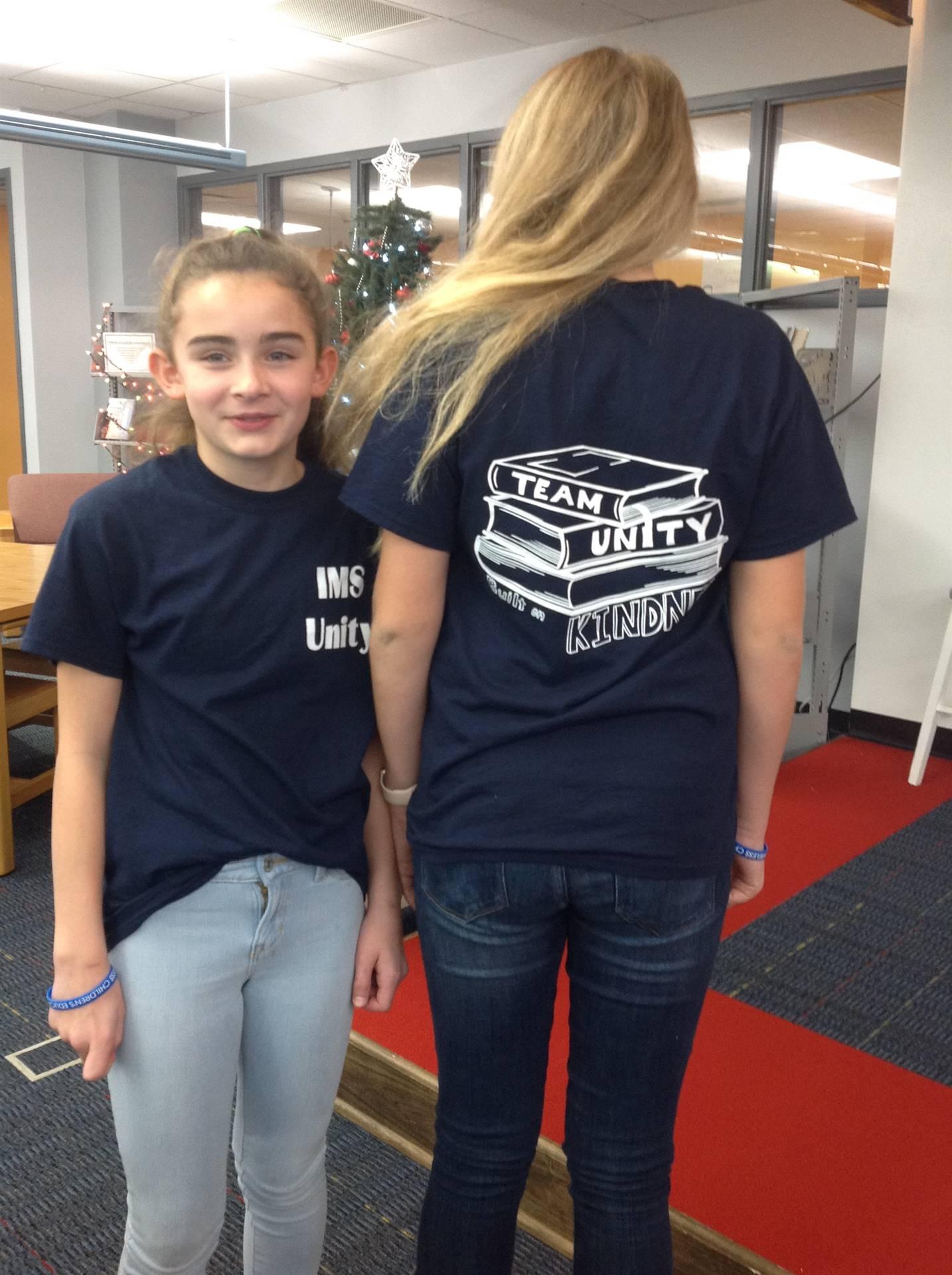 Team T-Shirts at Carnival 2018