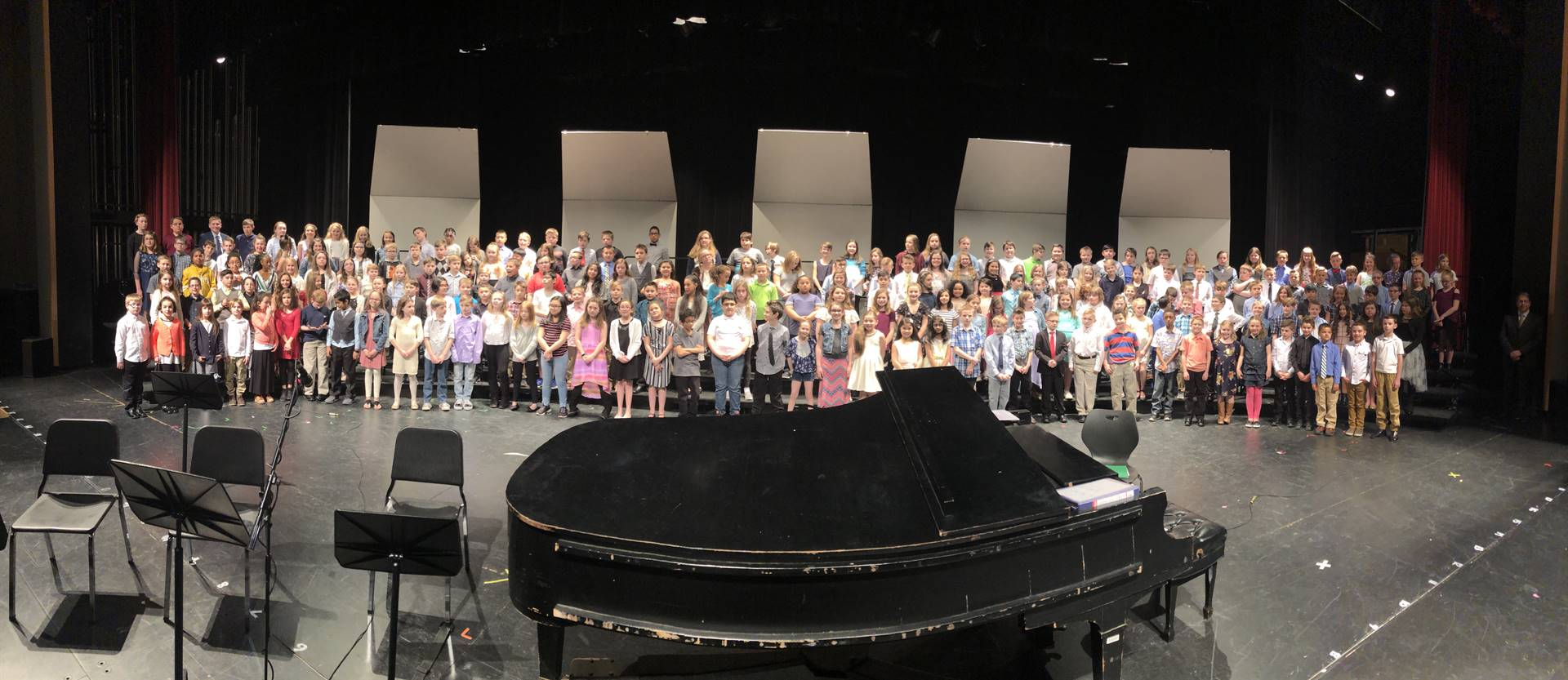 Fourth Grade Chorus Concert at BPHS