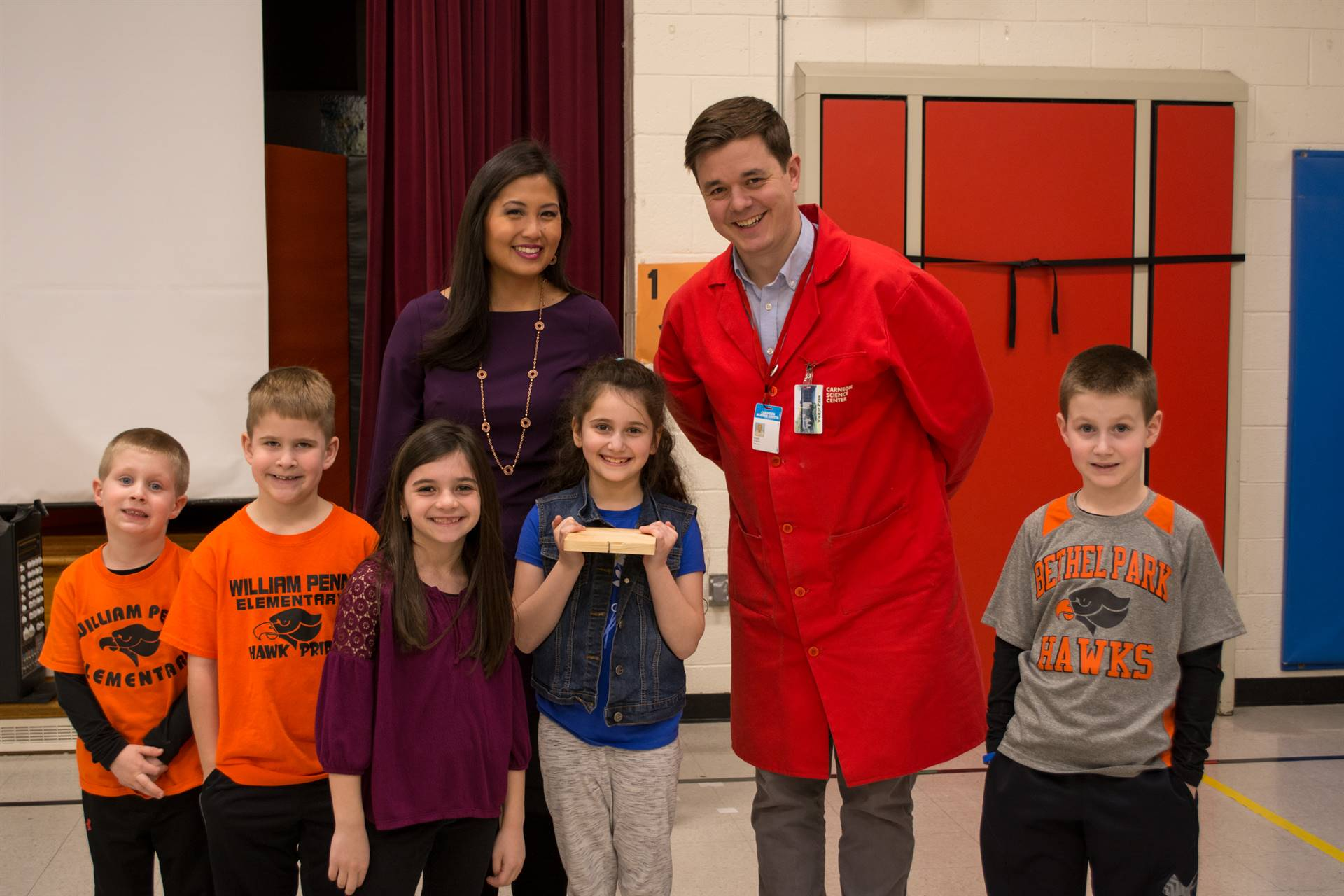 WTAE Weather Assembly