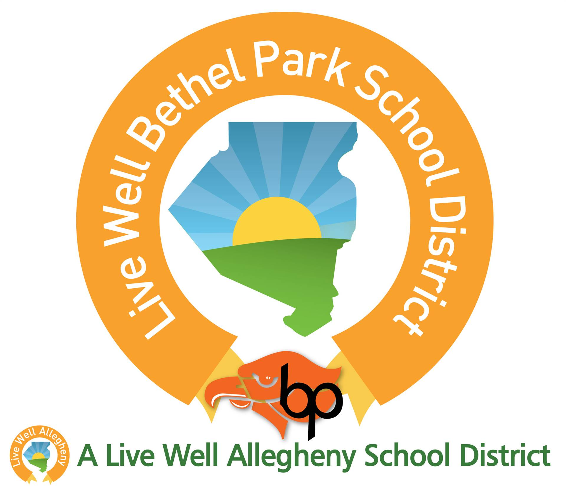 Live Well Allegheny Logo