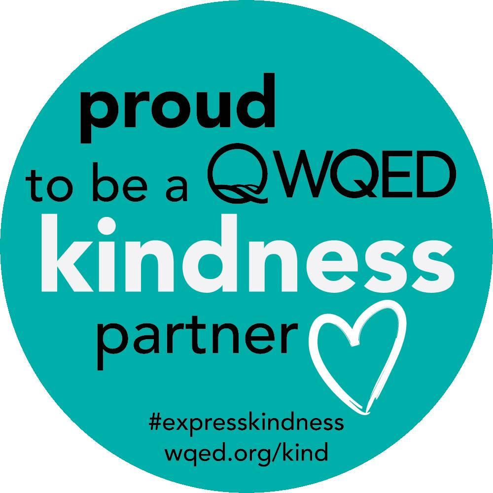 WQED Kindness Partner logo