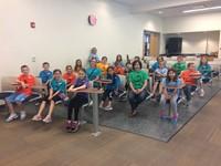 Mrs. Liberto's students at McKeesport