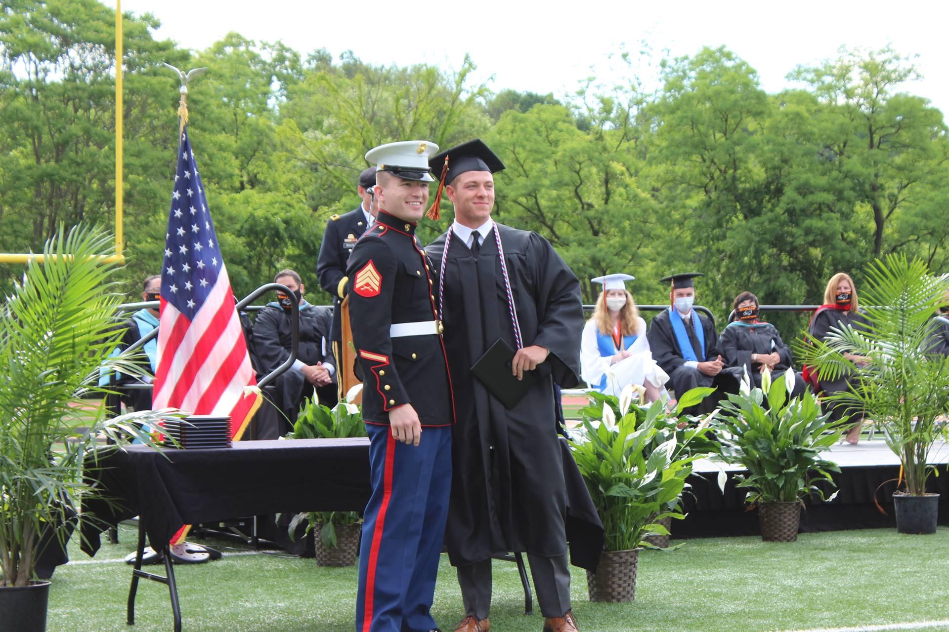 Military graduate