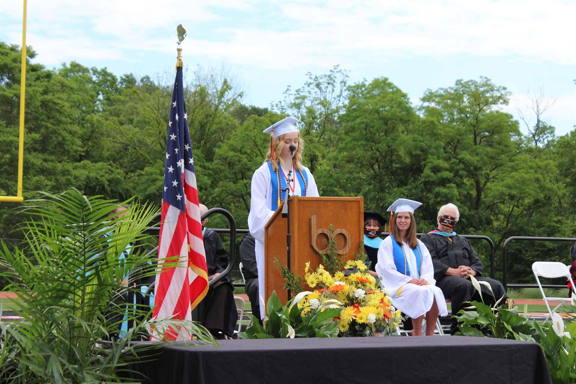 Tassel Ceremony Address