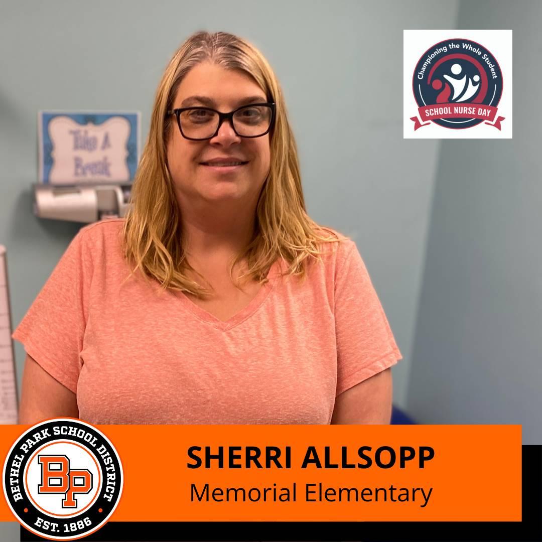 School Nurse: Allsopp