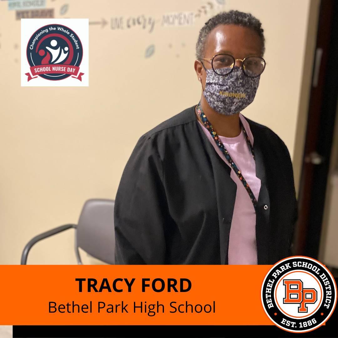 School Nurse: Ford