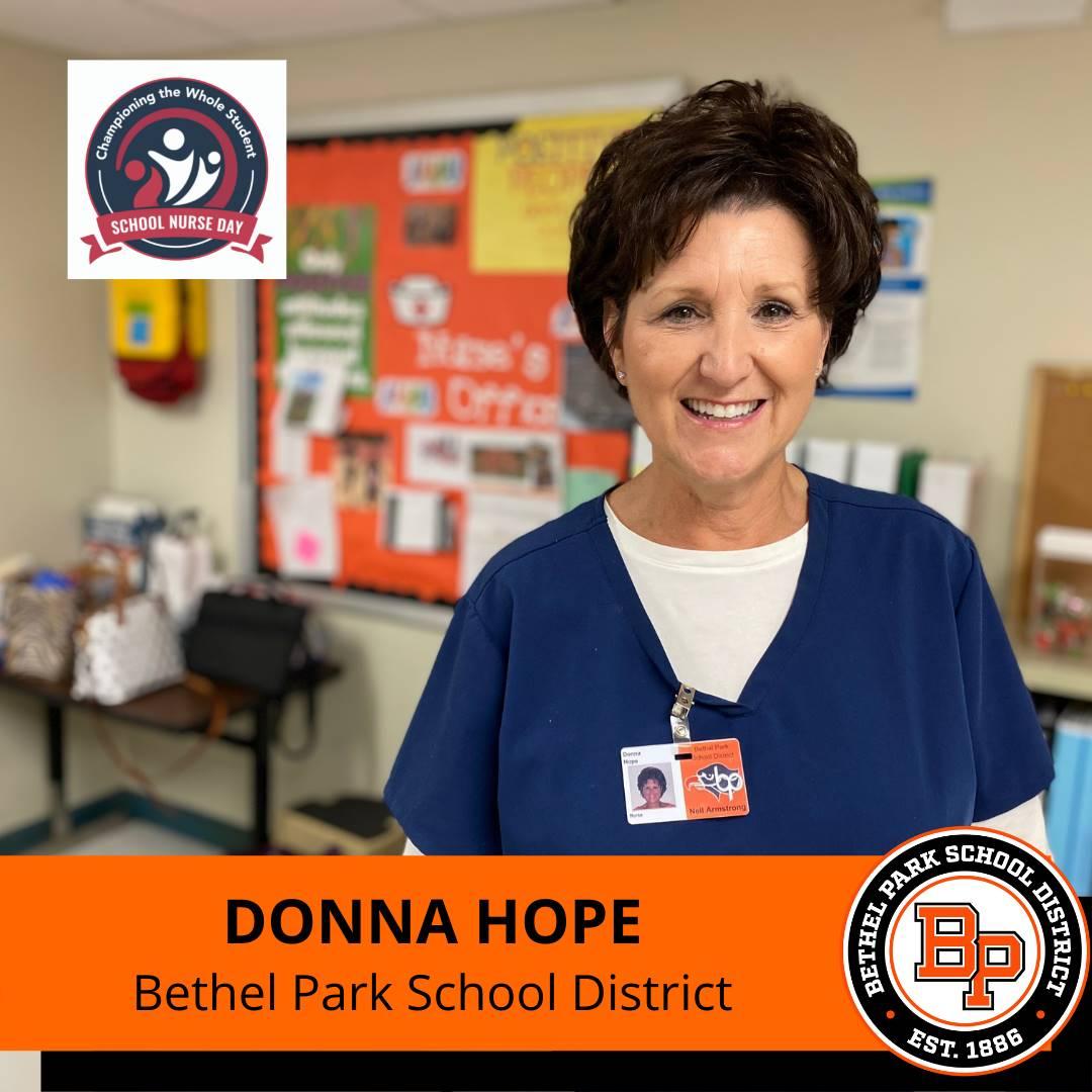School Nurse: Hope