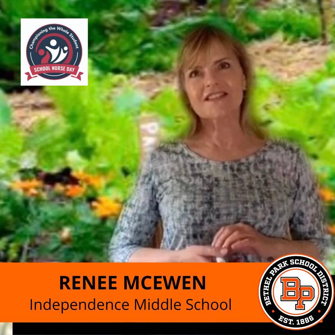 School Nurse: McEwen