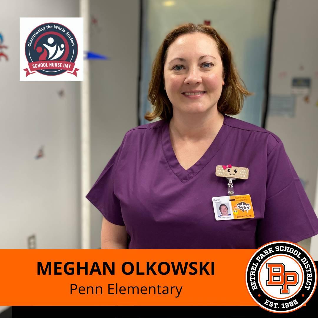 School Nurse: Olkowski