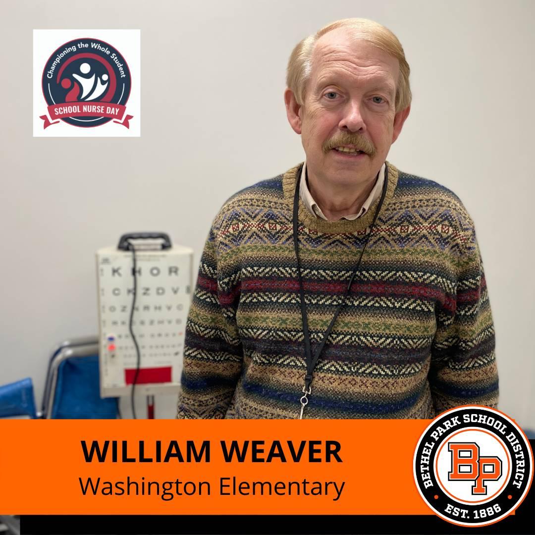 School Nurse: Weaver
