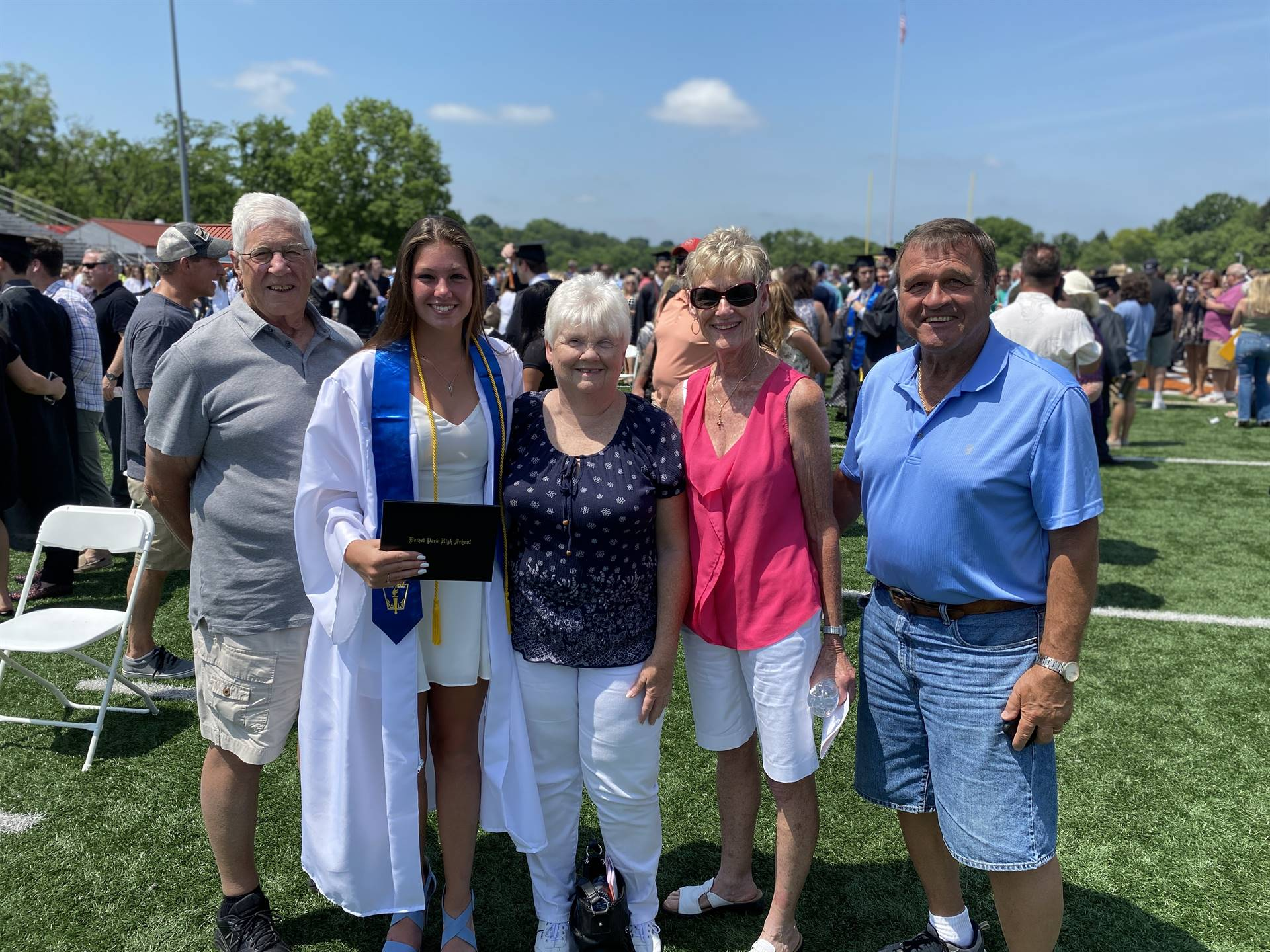 Class of 2021 Commencement