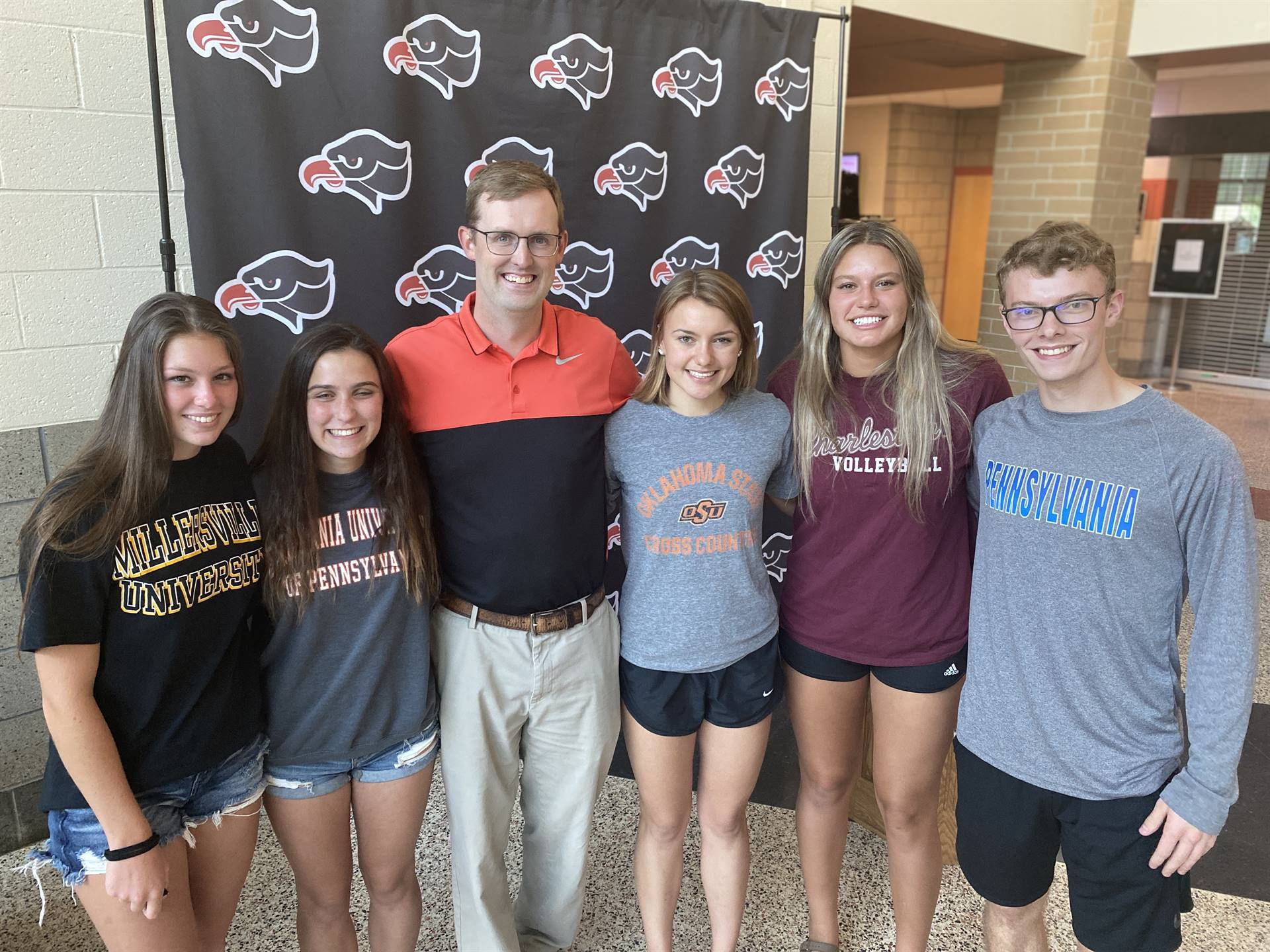 College-Bound Student-Athlete Recognition