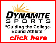 Athletic Recruiting Website