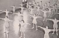 1949 Gym Class